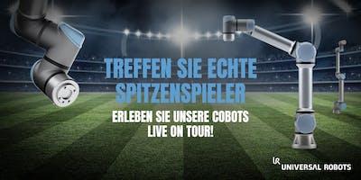 Universal Robots - Cobots Live on Tour 2019 - Leipzig