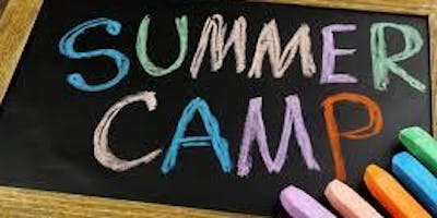 SUMMER CAMPS at IMAGINE! WEEK 1 (June 10-14) Morning Camps (9am-12pm)