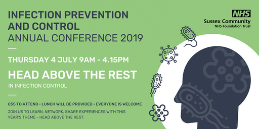 Sussex Community's Infection Prevention and Control Annual Conference