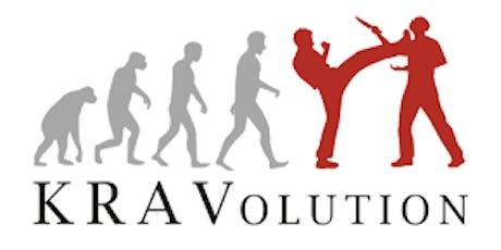 KRAVolution, Krav Maga, self protection trial class tickets