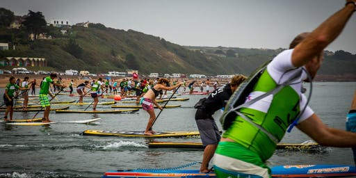 The Exe Hammer Paddleboard Challenge