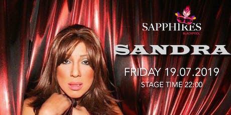 Sandra - Live On Stage tickets