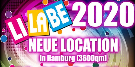 LILABE 2020   28&29.02.2020 Tickets