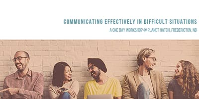 Communicating Effectively in Difficult Situations