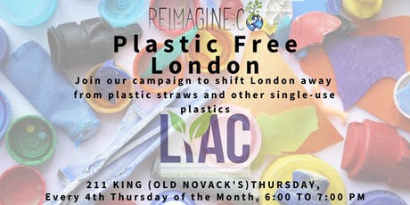 Plastic Free London tickets