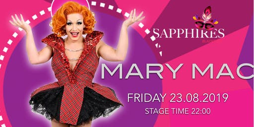 Mary Mac - Live On Stage