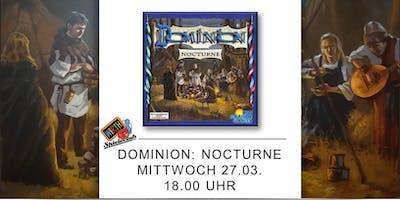WiRTH Spieleclub: Dominion Nocturne