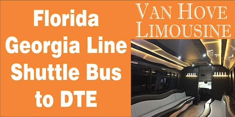 Florida Georgia Line Shuttle Bus to DTE from O'Halloran's / Orleans Mt. Clemens tickets