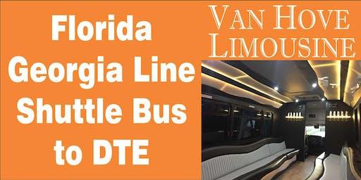 Florida Georgia Line Shuttle Bus to DTE from Hamlin Pub 25 Mile & Van Dyke