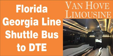 Florida Georgia Line Shuttle Bus to DTE from Hamlin Pub 22 Mile & Hayes tickets