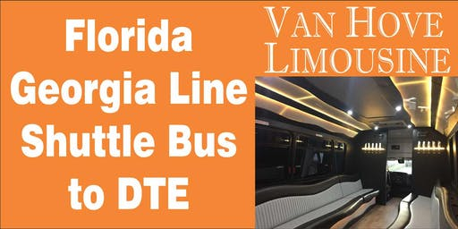 Florida Georgia Line Shuttle Bus to DTE from Hamlin Pub 22 Mile & Hayes