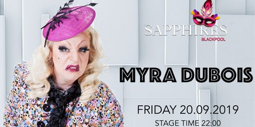 Myra Dubois - Live On Stage