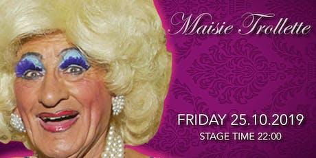 Maisie Trollette - Live On Stage tickets