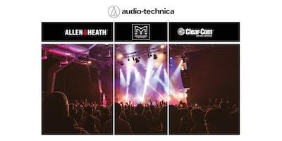 "Audio-Technica ""One-Stop-Solution""-Hausmesse"