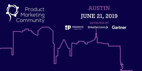 Product Marketing Community: Austin Conference 2019  tickets