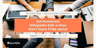 Art%2BFeminism+Wikipedia+Edit-a-thon.+Don%27t+lea