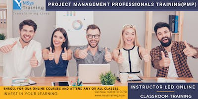 PMP (Project Management) Certification Training In Maryborough, QLD