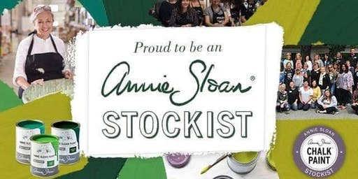Masterclass Annie Sloan Paint deel 2