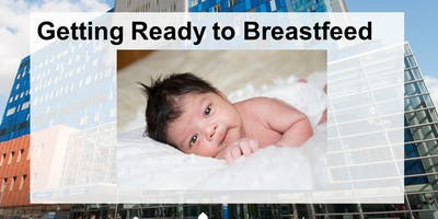Antenatal NHS Evening Getting Ready to Breastfeed