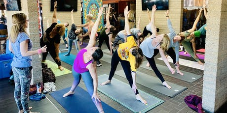 Yoga in the Brewery, SanTan Brewery & Yoga's Arc Sun tickets