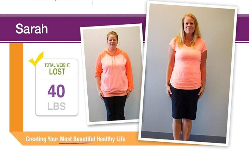 In 40 Short Days... Look and Feel Great