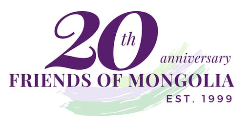 Friends of Mongolia 20th Anniversary Gala