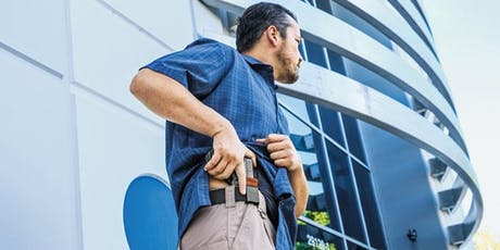 Concealed Carry Weapon Certification Course (CCW) tickets