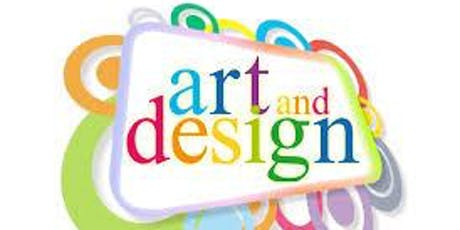 ASD Art & Design Class - 12 year olds plus  tickets