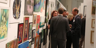 The Great Sheffield Art Show 2019 - Preview Night