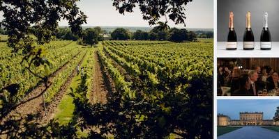 English Wine Dinner with Gusbourne | #EnglishTourismWeek19
