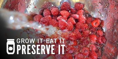 Grow It Eat It Preserve It Series Baltimore County 2019