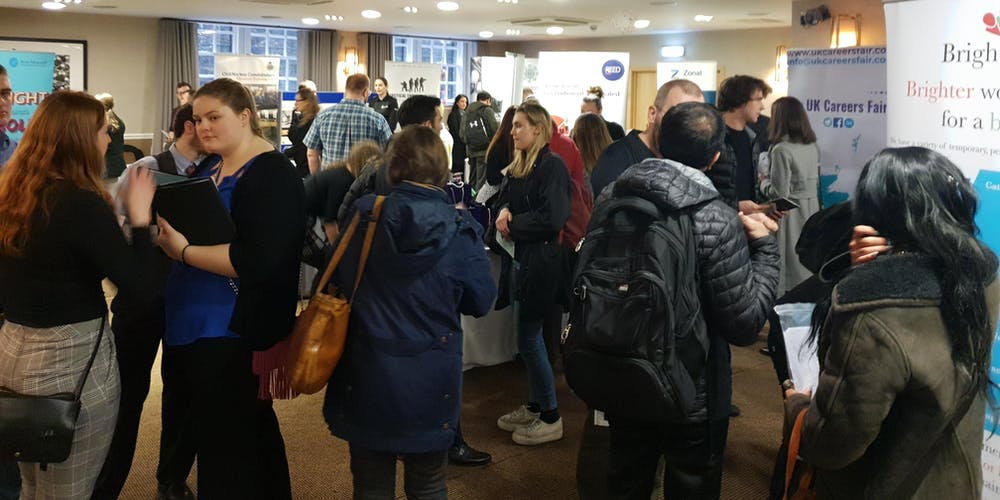 Image result for The Edinburgh Careers Fair