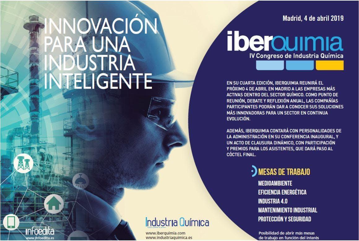 Congreso IBERQUIMIA: Innovación para una indu