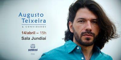 Augusto Teixeira - Estação Felicidade - em Jundiaí/SP