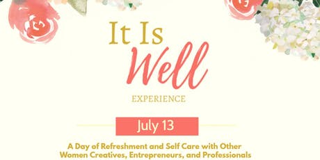 It Is Well Experience tickets