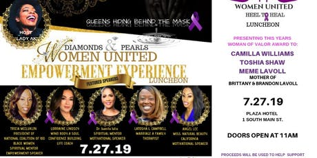 Women United sponsor page tickets