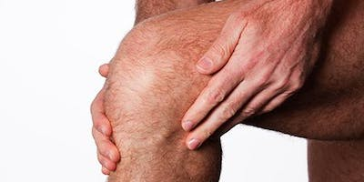 Free knee pain information evening