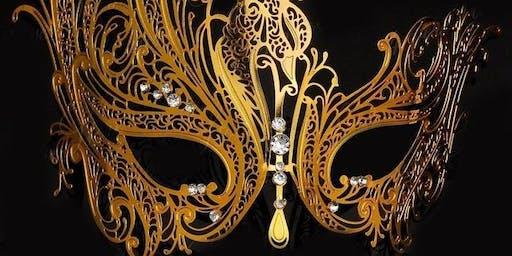 Inaugural Golden Gala: A Masquerade Ball