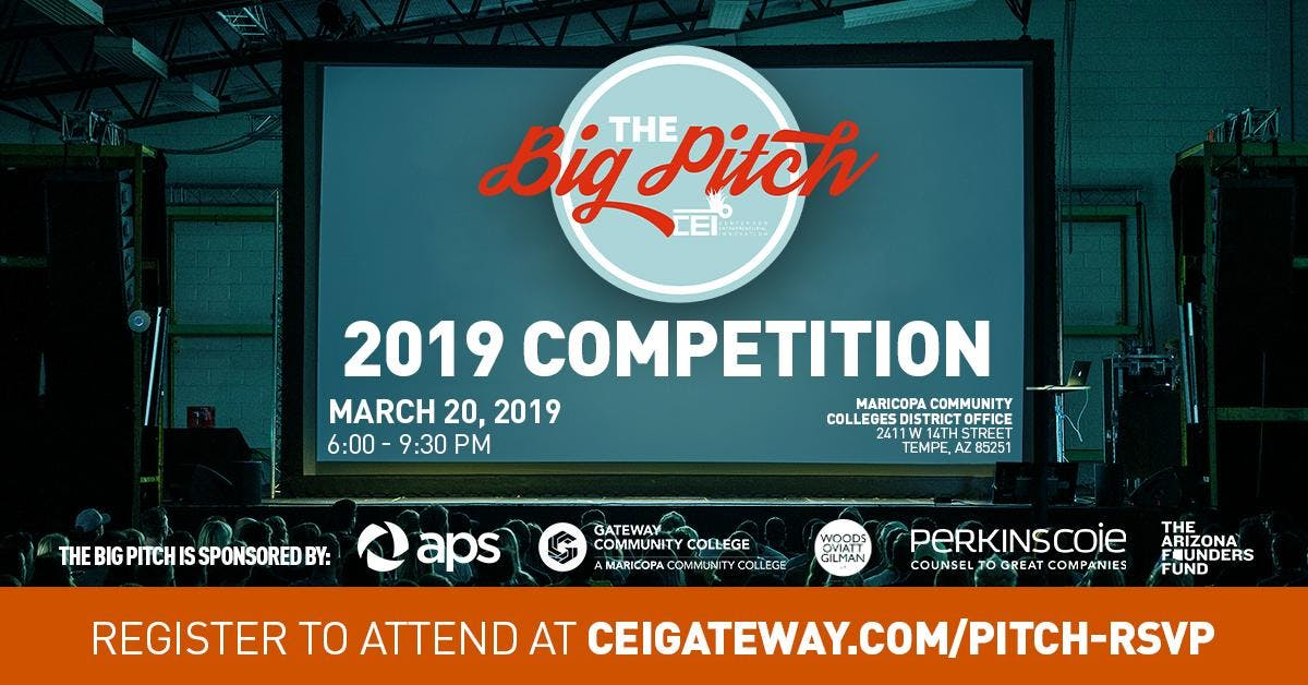 The Big Pitch Competition