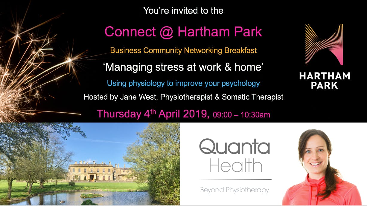Connect @ Hartham Park Complimentary Networki