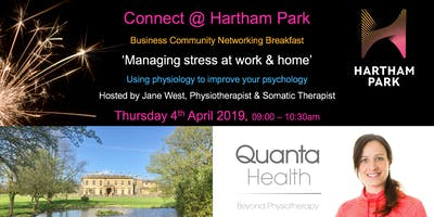Connect @ Hartham Park Complimentary Networking Breakfast - April