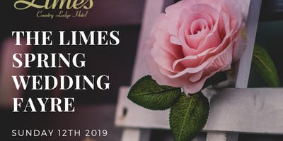 The Limes Spring Wedding Fayre