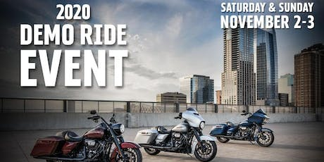Harley-Davidson Demo Truck Experience tickets