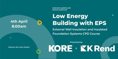 Low Energy Building with Expanded Polystyrene - Foundations & External Insulation Systems