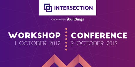 Intersection|Design & Development 2019 biglietti