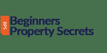 Beginners Property Secrets - 1 Day Workshop