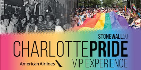 2019 Charlotte Pride VIP Experience tickets