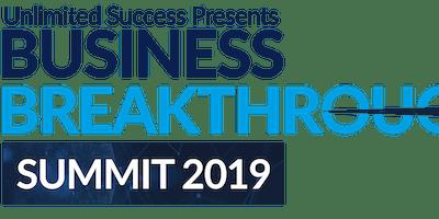 Business Breakthrough Summit - 2 Day Workshop