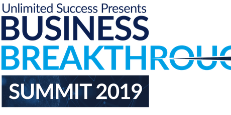 Business Breakthrough Summit with Rob Moore - 2 Day Workshop tickets