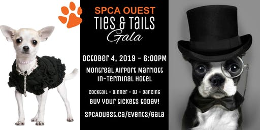 SPCA West Ties & Tails Gala / SPCA Ouest Gala Queues & Cravates